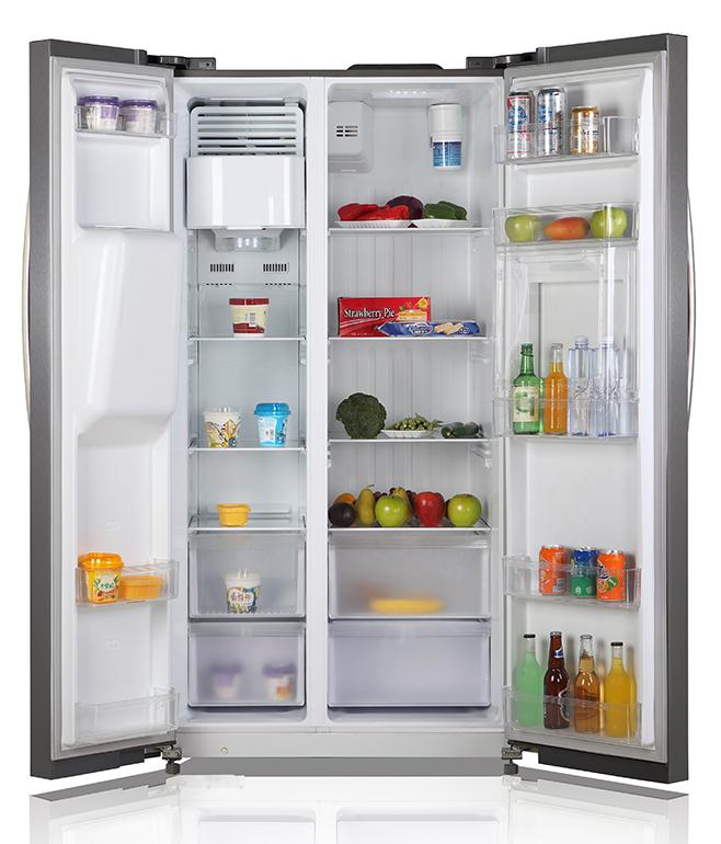 Rosso_Refrigerador_OS-BSBS21MBWDS_open